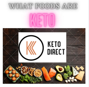 What Foods Are Keto?