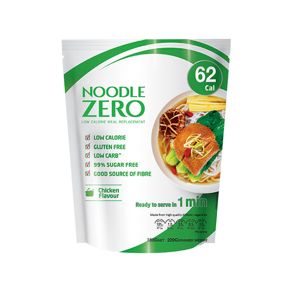 Noodle Zero - Chicken Flavour - Low Calorie