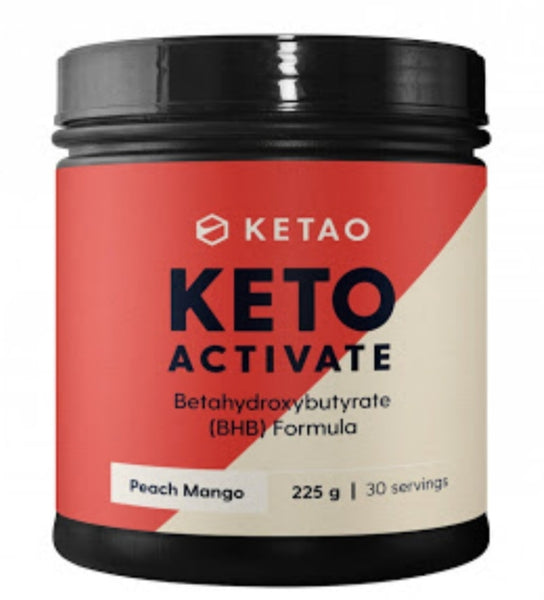 Ketao- KETO ACTIVATE - KETONES(225g) 30 servings