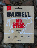 Barbell Foods- Beef Biltong The Burn 30g