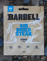 Barbell Foods- Beef Biltong The Benchmark 30g