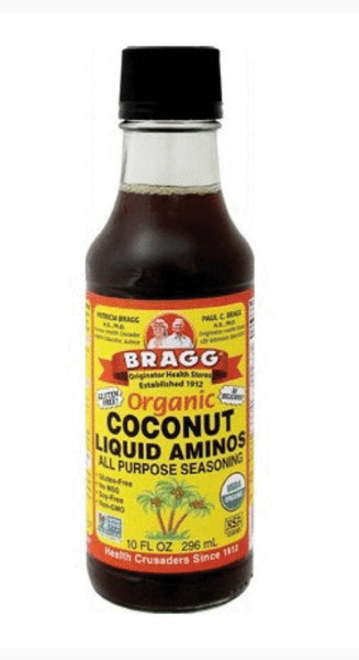 Bragg -COCONUT Aminos All Purpose Seasoning 296ml