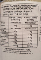Primal Kitchen- No Dairy Garlic Alfredo Sauce(454g)