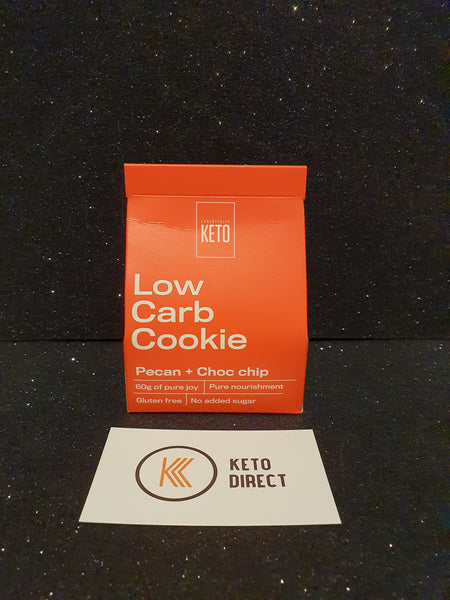 Essentially Keto-Pecan Choc Chips Cookies(60g)