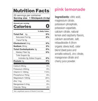 Ultima Replenisher-Pink Lemonde Stickpack(20 sticks)