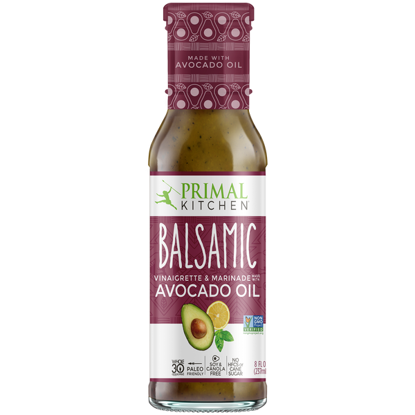 Primal Kitchen- Balsamic Vinagirette & Marinade