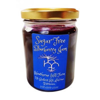 Hawthorne Hill- Sugar Free Blueberry Jam 250g