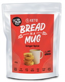 Get Ya Yum On-Ginger Spice Bread Mix-60g