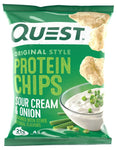 Quest Nutrition- Tortilla Style Sour Cream and Onion Flavour 32g
