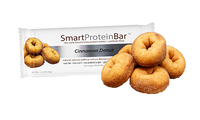 Smart Diet Solutions- (Bulk Buy 12 bars) Smart Protein Bar- Cinnamon Donut