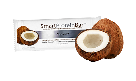 Smart Diet Solutions- Smart Protein Bar-Coconut Protein Bar