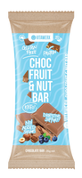 Vitawerx -Milk Chocolate Fruit and Nut 35g Bar