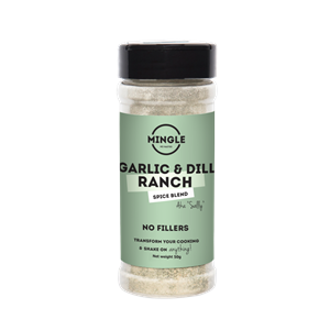 MINGLE - Dill & Garlic Ranch Seasoning 50g - SALLY