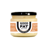 Undivided Food Co- NEW! Chilli Mayo Made with Olive Oil, Free Range Whole Eggs & Australian Chillies 280g