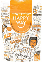 HAPPY WAY - Salted Caramel Whey Protein Powder - 60g