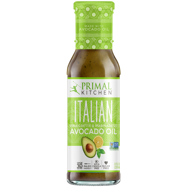 Primal Kitchen-Italian Vinaigrette & Marinade237ml
