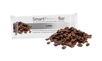 Smart Diet Solutions- (Bulk Buy 12 bars) Smart Protein Bar- Latte