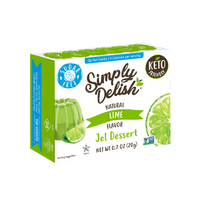Simply Delish - Jel Dessert - Lime(20g)