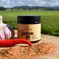 Tweed Real Food-Louisiana BBQ Rub(50g)