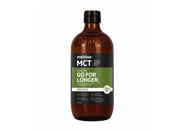 MELROSE- MCT Oil Pro Plus 500ml