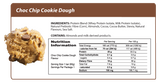 Smart Diet Solutions- (Bulk Buy 12 bars) Smart Protein Bar- Choc Chip Cookie Dough