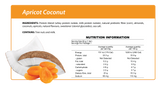 Smart Diet Solutions- (Bulk Buy 12 bars) Smart Protein Bar- Apricot Coconut