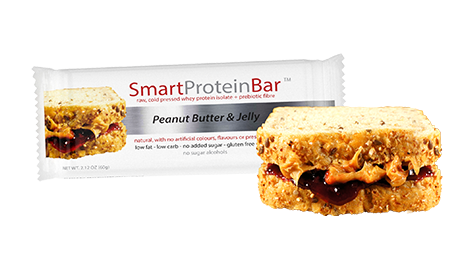 Smart Diet Solutions- Smart Protein Bar-Peanut Butter