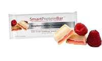 Smart Diet Solutions- Smart Protein Bar-Raspberry White Chocolate