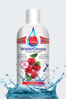 VitalZing - Raspberry WaterDrops 45mls