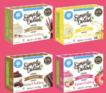 Bulk buy-Simply Delish - Pudding Dessert - 4 flavours