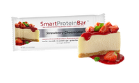 Smart Diet Solutions- Smart Protein Bar-Strawberry Cheesecake