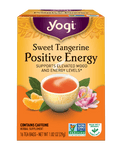 Yogi Tea- Sweet Tangerine Positive x 16 teabags
