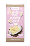 Vitawerx -White Chocolate Coconut Rough 100g Bar