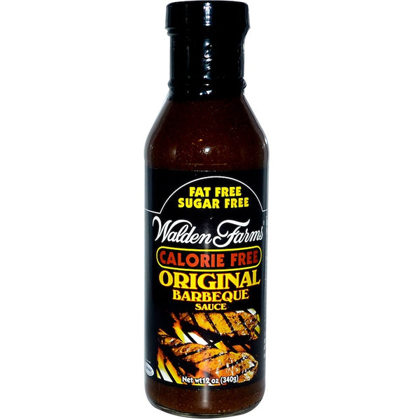 Walden Farms- Original BBQ Sauce 340g