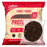 Justine Protein Cookie- Choc Fudge 64g