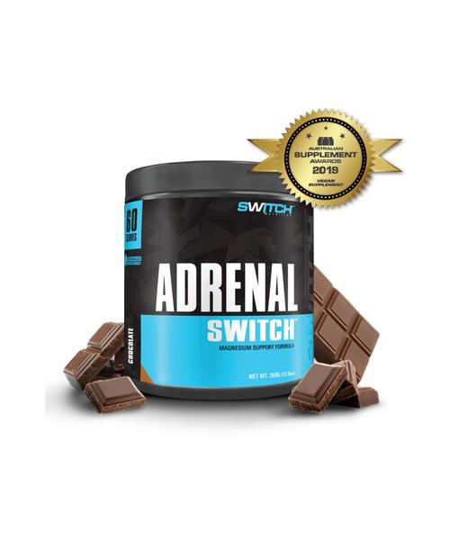 Switch Nutrition- Adrenal Switch 30 servings (Chocolate)