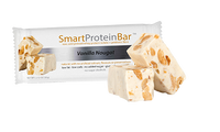 Smart Diet Solutions- Smart Protein Bar-Vanilla Nougat