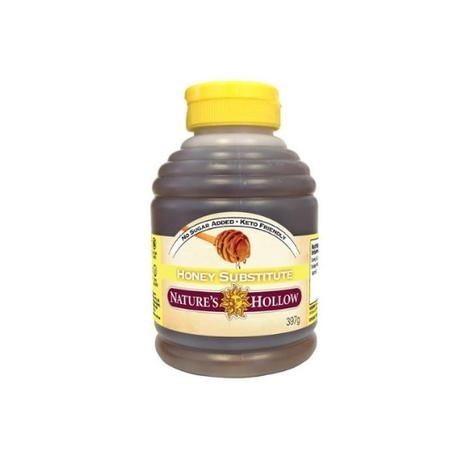 Nature's Hallow- Honey Flavoured Syrup-397ml