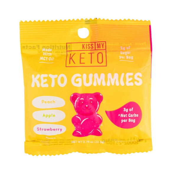 Kiss My Keto - Keto Gummies (22.5g)