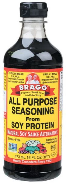 Bragg- All Purpose Seasoning Liquid Aminos 473ml