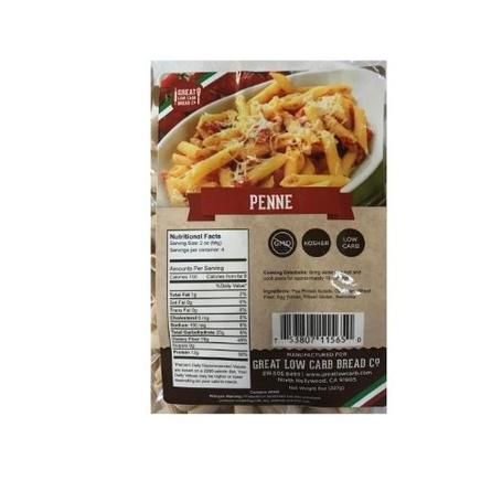 **LOW CARB** Great Low Carb Bread Co - Penne 227g