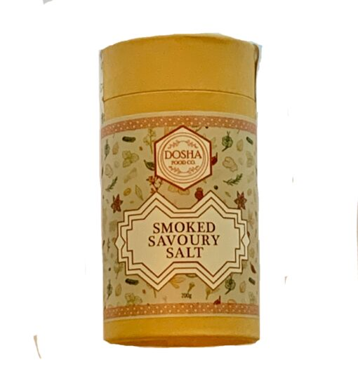 Dosha Food Co- Smoked Savoury Salt-200g