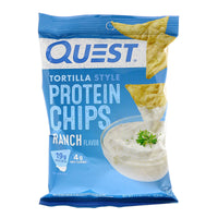 Quest Nutrition- Tortilla Style Ranch Flavour 32g