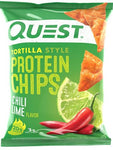 Quest Nutrition-Chilli Lime Tortilla Style Protein Chips