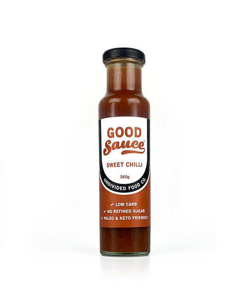 Undivided Food Co-NEW! GOOD Sauce™ Sweet Chill Sauce 260g