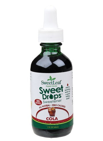SweetLeaf- Stevia Liquid Cola Sweet Drops 60ml
