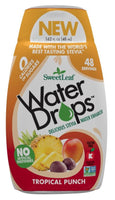 Naturally Sweet-Sweetleaf Stevia Tropical Punch Water Drops 48ml