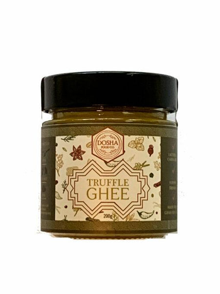 Dosha Food Co- Ghee (Truffle) 200g