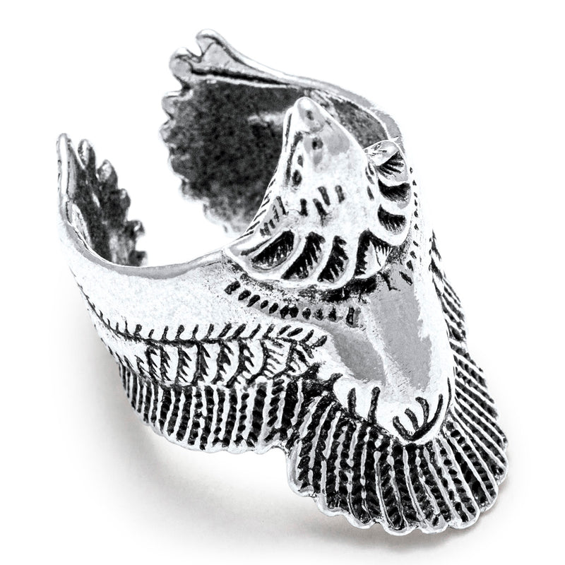 "SILBER RING : ""EAGLE"""