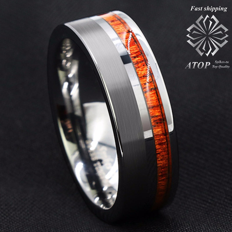 products/8mm-Silver-Brushed-Tungsten-Carbide-Ring-Off-Center-Koa-Wood-Wedding-Band-Ring_61890630-e0e0-4e63-8591-8eae8374e42d.jpg